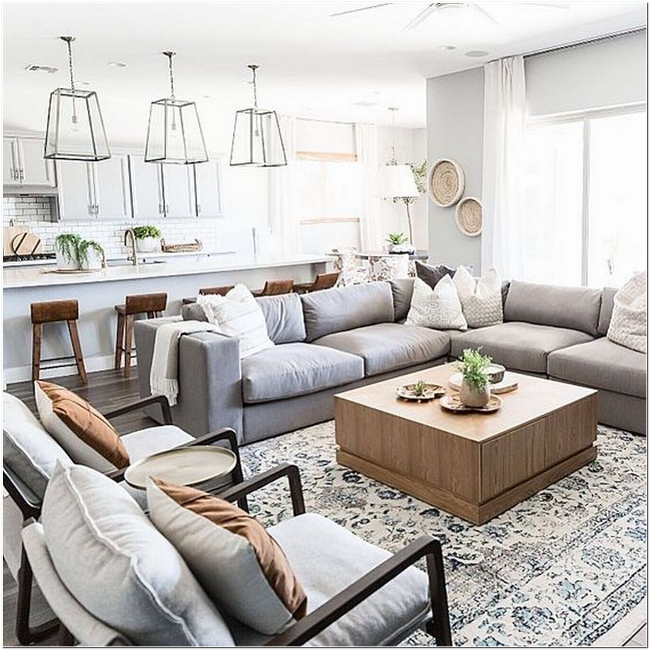 80+ Living Room Sectional Pendant