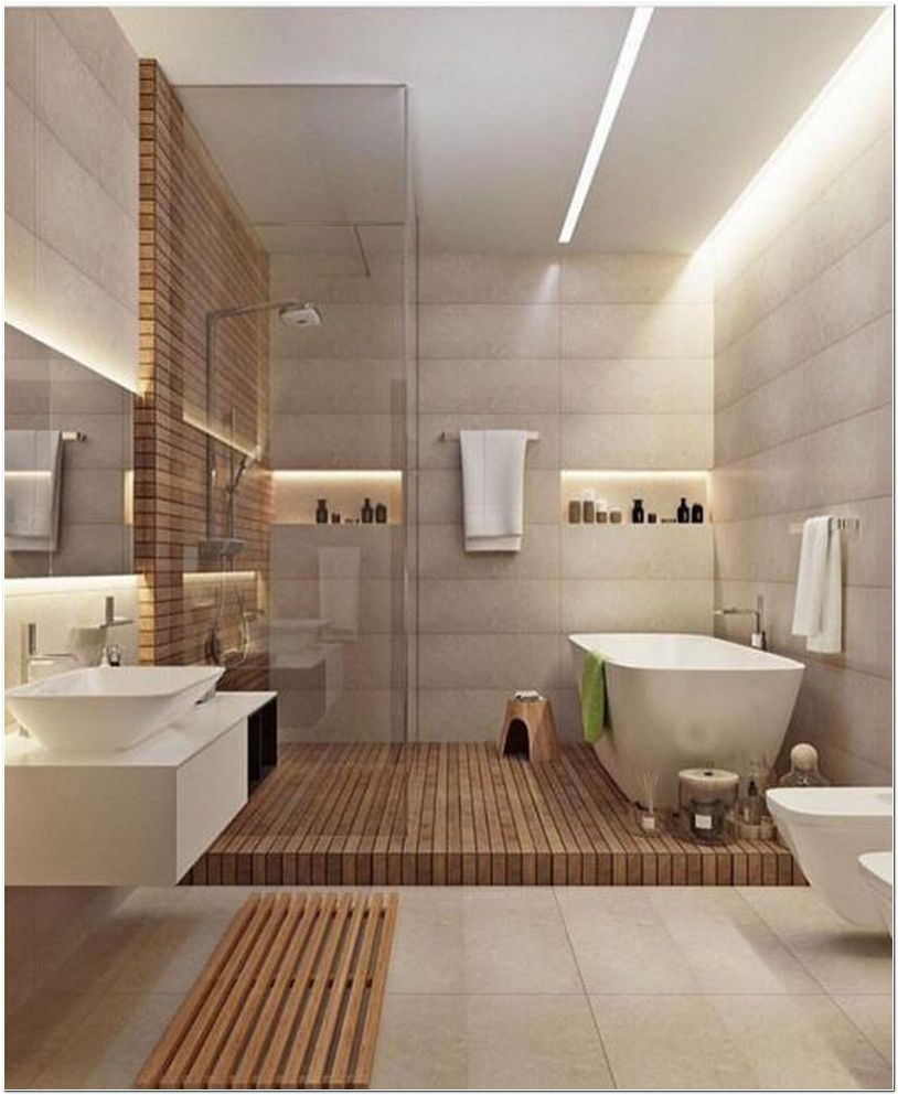 70 Simple Bathroom Decorating Ideas For Your Home