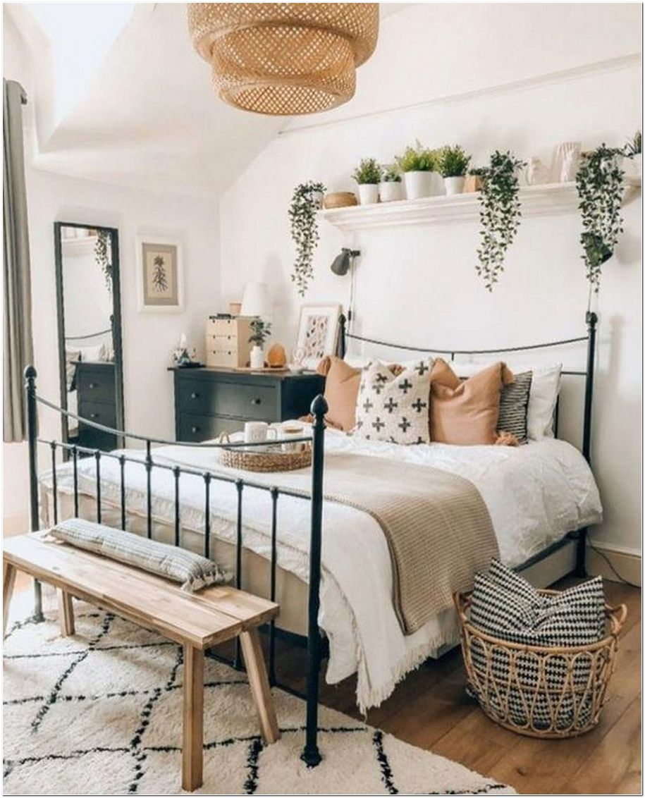 87+ Our Favorite Boho Bedrooms